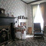 The Living Room where Lizzie's father was found dead