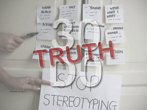 30 Days of Truth: Day 1