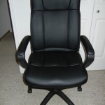 One of my early bday gifts a leather office chair