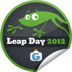 Happy Leap Year Day!
