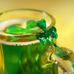 Have a green beer for me today!