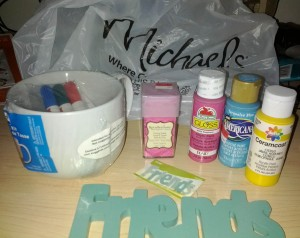 Michaels Mini Haul