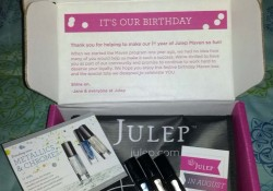 August Julep Maven Box 2012, Yay!
