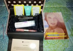 July/August Glossybox 2012 ~ Summer Nights