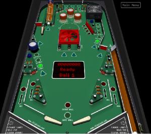 Pinball Layout