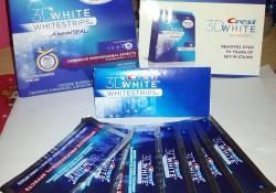 @Influenster Unboxing @Crest 3D White – Whitestrips