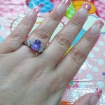 Ring from Carnival Candy candle