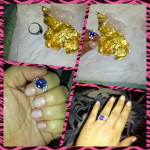 Ring from Carnival Candy