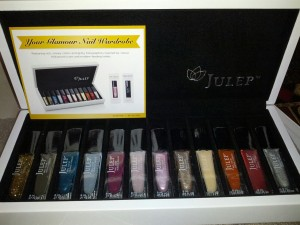 Julep Glamour Nail Wardrobe