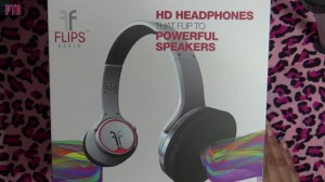 Flips Audio Hd Heaphones