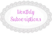 I Feel Like Sharing ~ Monthly Subscriptions Yay!