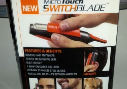 Review: MicroTouch SwitchBlade