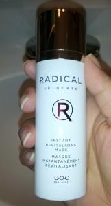 Radical Skincare - Instant Revitalizing Mask