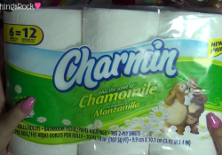Charmin Fresh Scent with Chamomile