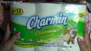Charmin Fresh Scent with Chamomile