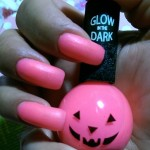Glow-in-the-dark Pink