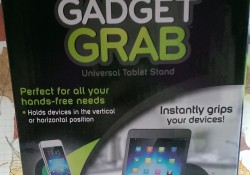 Gadget Grab Tablet and Smartphone Stand #AsSeenOnTV