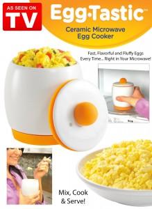 Egg-Tastic #AsSeenOnTV