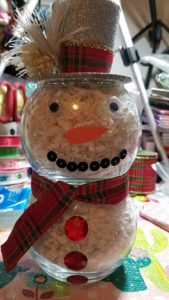 Dollar Tree DIY Snowman
