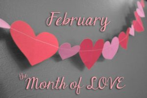 February Month of Love