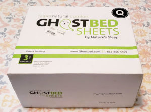 GhostBed Luxury Sheets