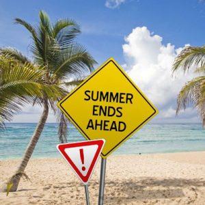 Summers Ending